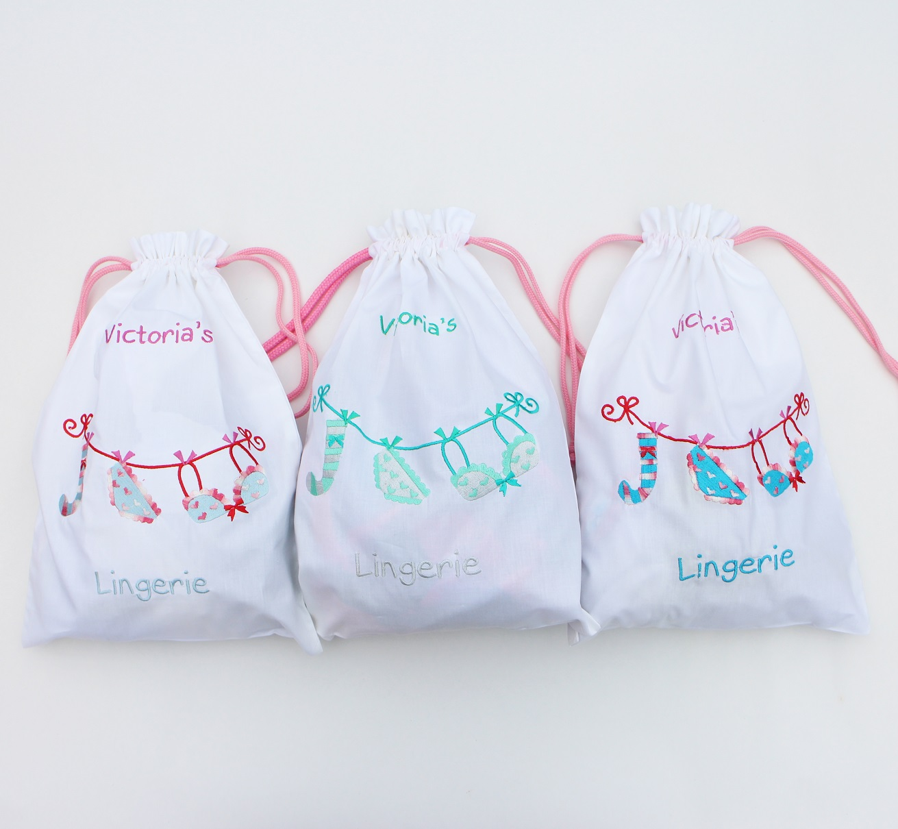 Cute Laundry Bags laundry bag, lingerie bag, shoe bag, travel bag, gifts bag